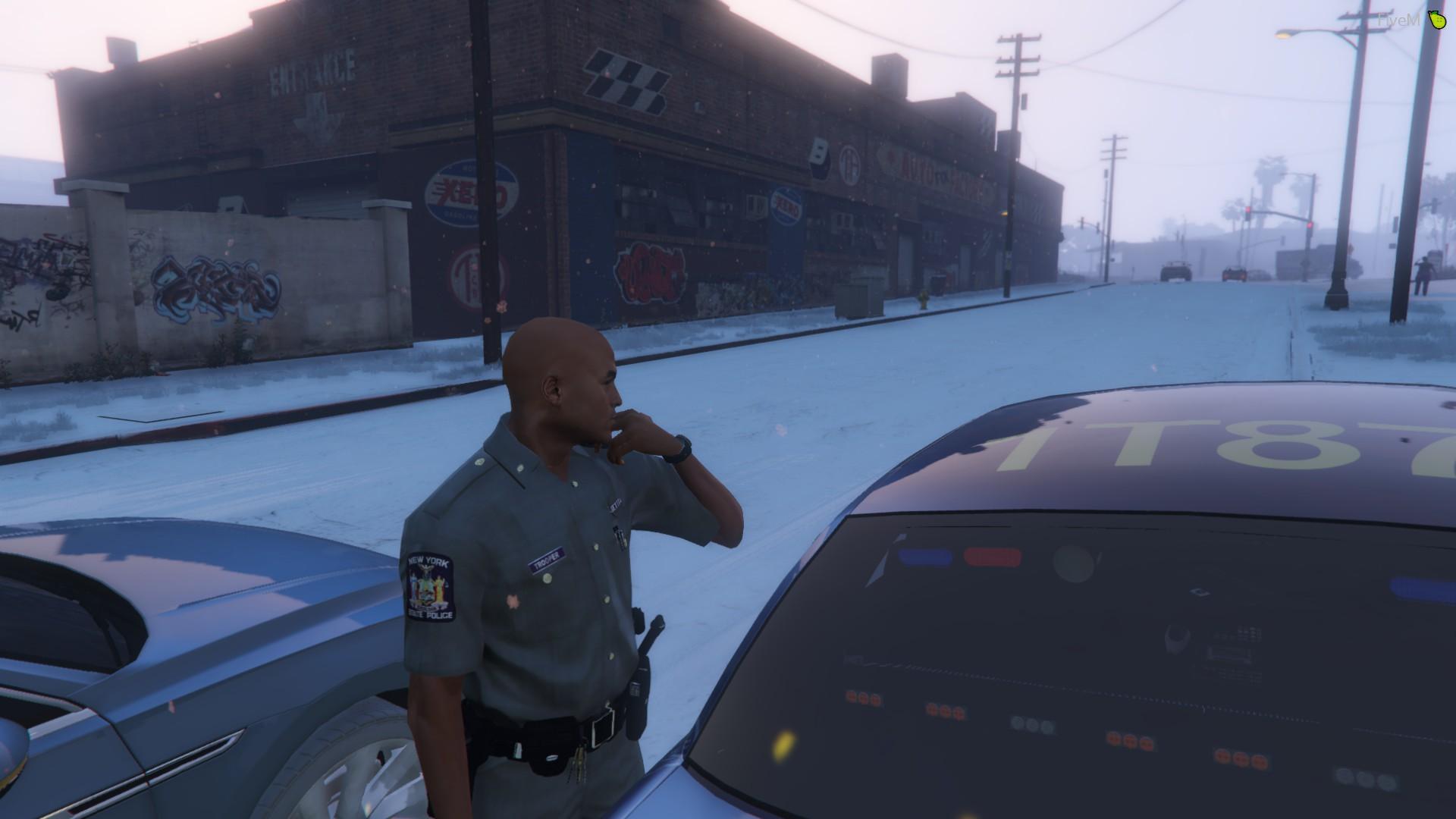 Syracuse Police|Upstate RP|ELS|Custom Vehicles|Civilian Pilots