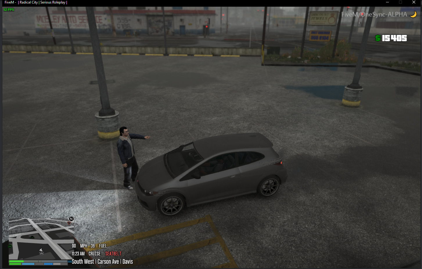 HELP] can't see some vehicle - Discussion - FiveM
